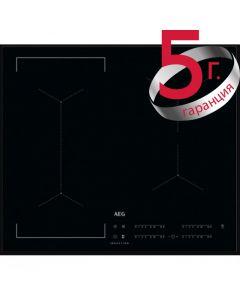 Индукционен плот за равен монтаж AEG IKE64441IB
