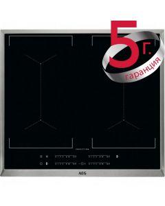 Индукционен плот за вграждане AEG IKE64450XB