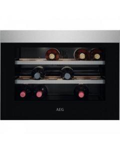 Виноохладител за вграждане AEG KWK884520M