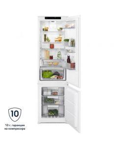 Хладилник с фризер за вграждане Electrolux ENN3074EFW