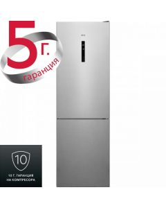 Хладилник с фризер AEG RCB632E5MX