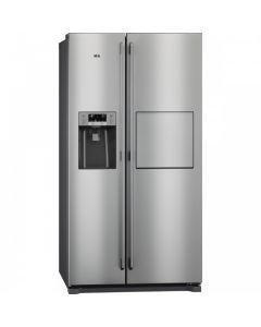 Комбиниран хладилник SIDE BY SIDE AEG RMB66111NX