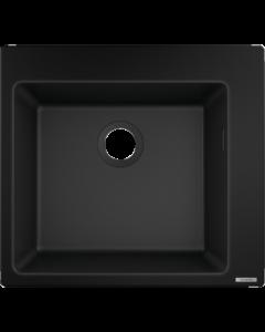 Кухненска мивка hansgrohe S510-F450-Graphiteblack