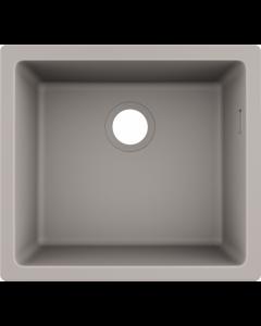 Кухненска мивка за монтаж под плот hansgrohe S510-U450