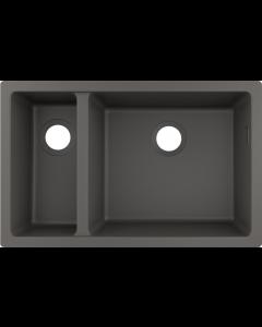 Кухненска мивка за монтаж под плот hansgrohe S510-U635