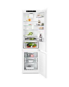 Хладилник с фризер за вграждане AEG SCB819E8TS