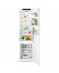 Хладилник с фризер за вграждане AEG SCE819E5TS